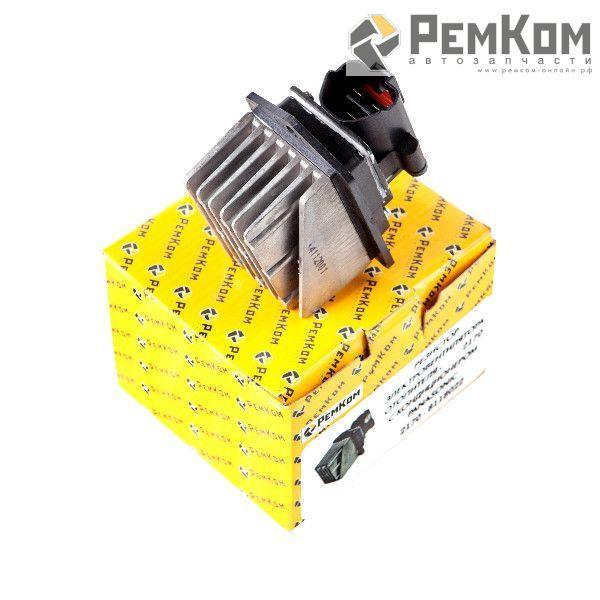 RK04016 * 2170-8118022 * Резистор электровентилятора отопителя для а/м 2170 с кондиционером Panasonic