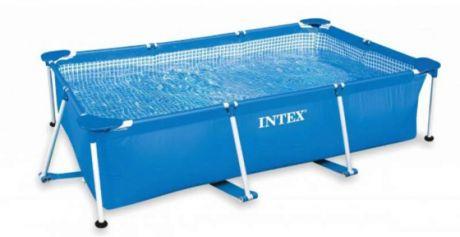 Каркасный бассейн Intex 28272, 300 x 200 x 75 см Rectangular Frame Pool
