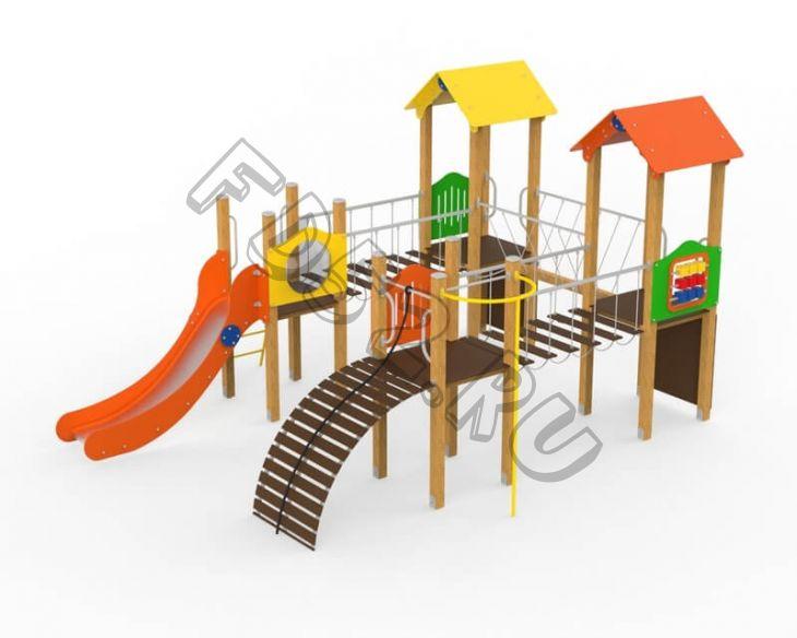 Детский игровой комплекс «Арена» 312.02