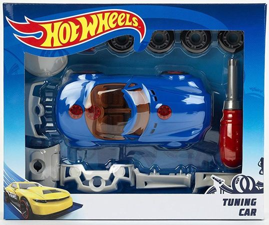 Набор для тюнинга Hot Wheels Klein 8010