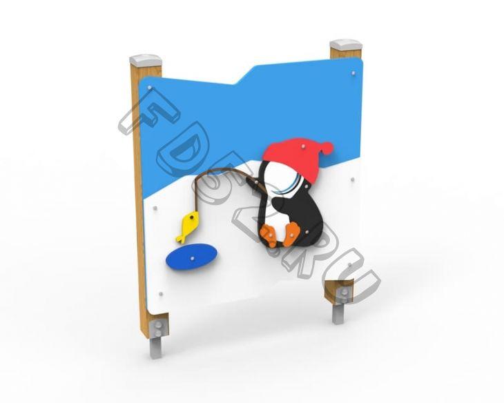"""Фотостенд """"Пингвин"""" 322.02"""