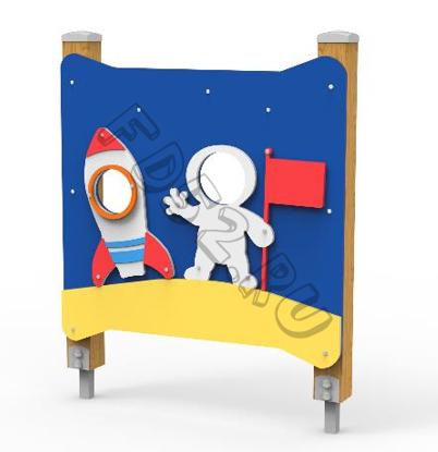 """Фотостенд """"Космонавт"""" 322.02"""