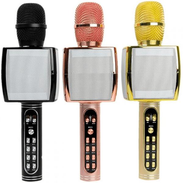 Беспроводной караоке микрофон с динамиком YS-91