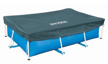 Intex 28038, тент для прямоугольного бассейна, 300x200см