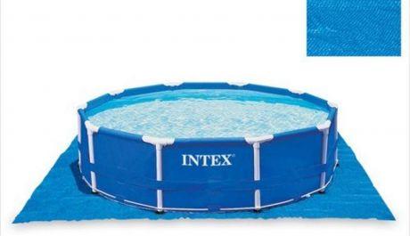 Intex 28048, подстилка, 472x472см