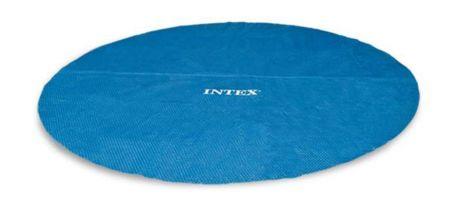 """Intex 29021, обогревающий тент-покрывало """"SOLAR COVER"""" для бассейна, 305см"""