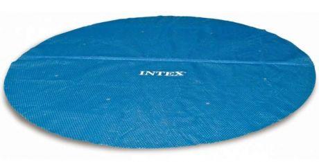 """Intex 29023, обогревающий тент-покрывало """"SOLAR COVER"""" для бассейна, 457см"""