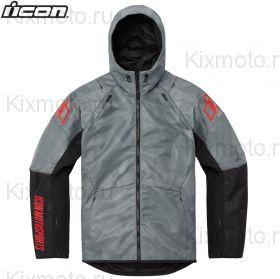 Куртка Icon Airform Battlescar, Серая