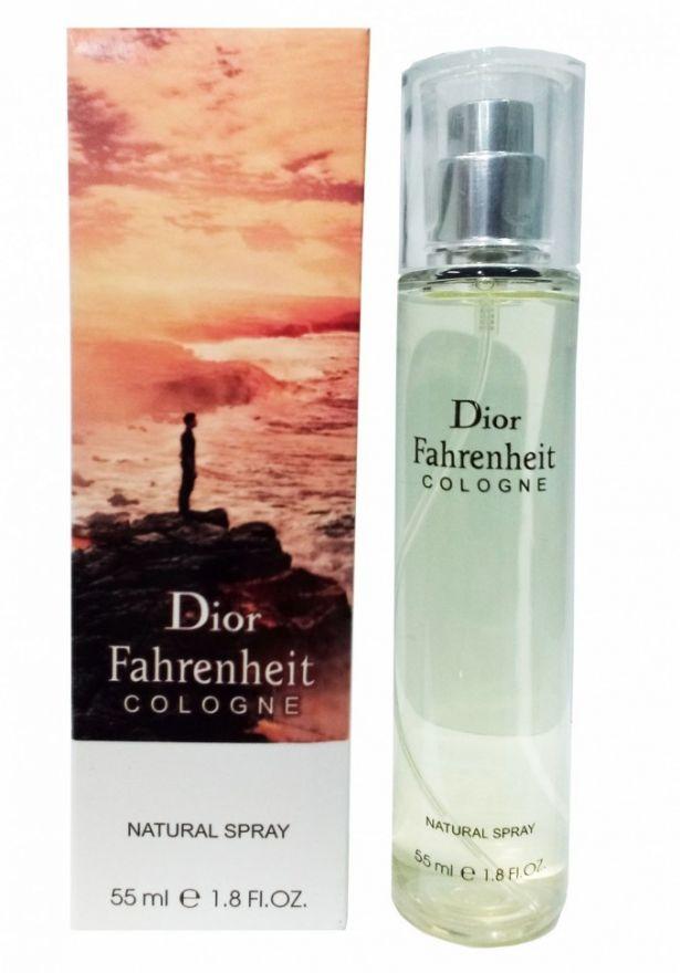 Мини-парфюм с феромонами Christian Dior Fahrenheit Cologne 55 мл