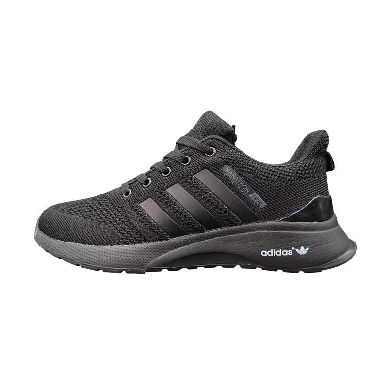 Черные кроссовки Adidas Marathon TR 26