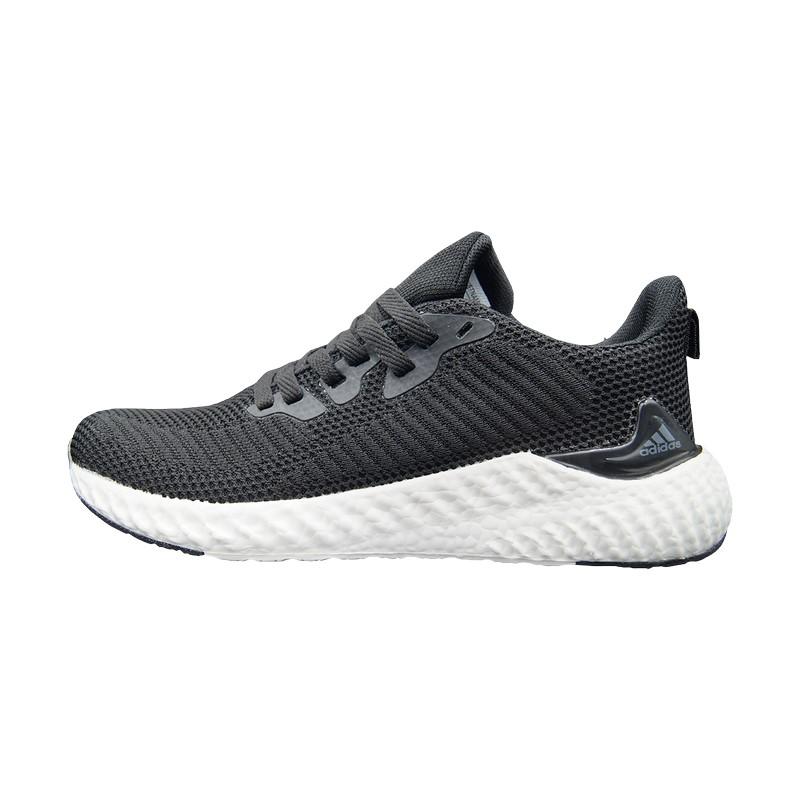 Кроссовки черные Adidas Alphabounce Black