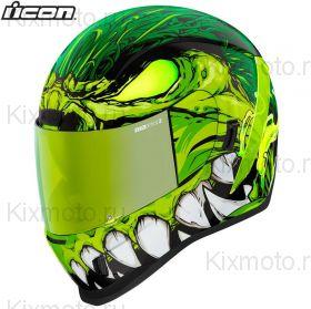 Шлем Icon Airform Manik'r, Зеленый