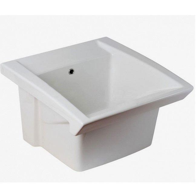 Фото Раковина мебельная накладная Hatria Specials YXMC01 60,5х60,5