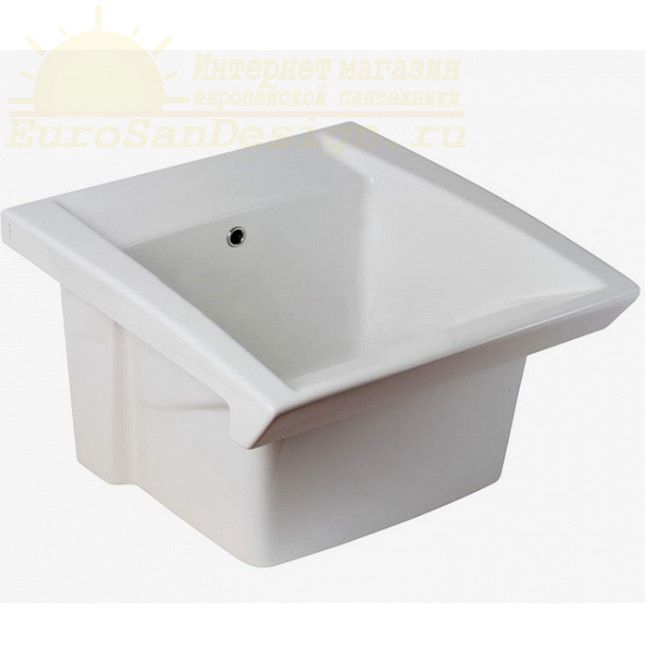 Раковина мебельная накладная Hatria Specials YXMC01 60,5х60,5 ФОТО