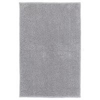 TOFTBO ТОФТБУ, Коврик для ванной, серо-белый меланж, 50x80 см - 504.222.53