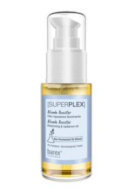 Barex Масло для восстановления и сияния волос BLONDE BOOSTER SUPERPLEX