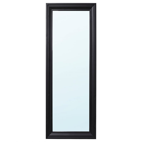 TOFTBYN ТОФТБЮН, Зеркало, черный, 52x140 см - 604.591.56