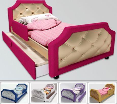 Кровать для девочек Люксор