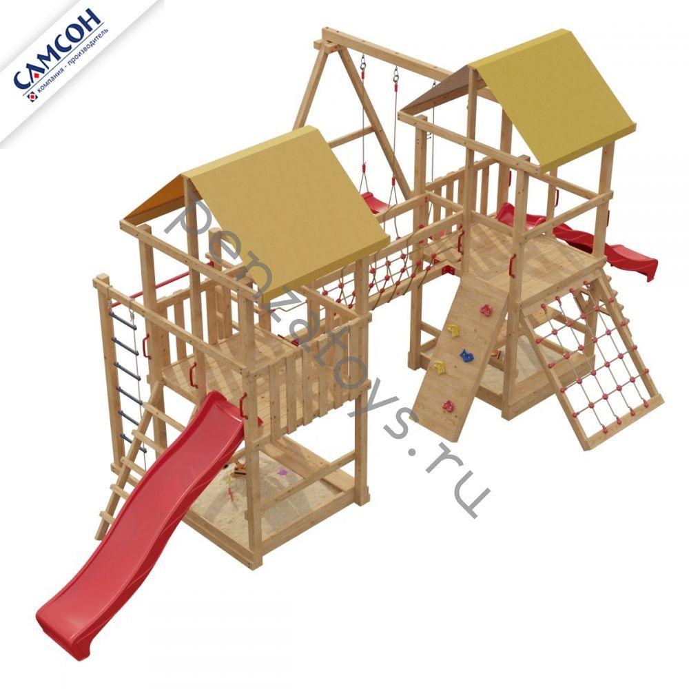 Игровой детский комплекс Самсон Сет 4-9 Элемент