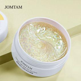 Патчи гидрогелевые с фуллереном Fullerene Light Bulb Skin Eye Mask  Jomtam 60шт