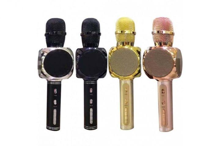 Беспроводной караоке микрофон с динамиком YS-63
