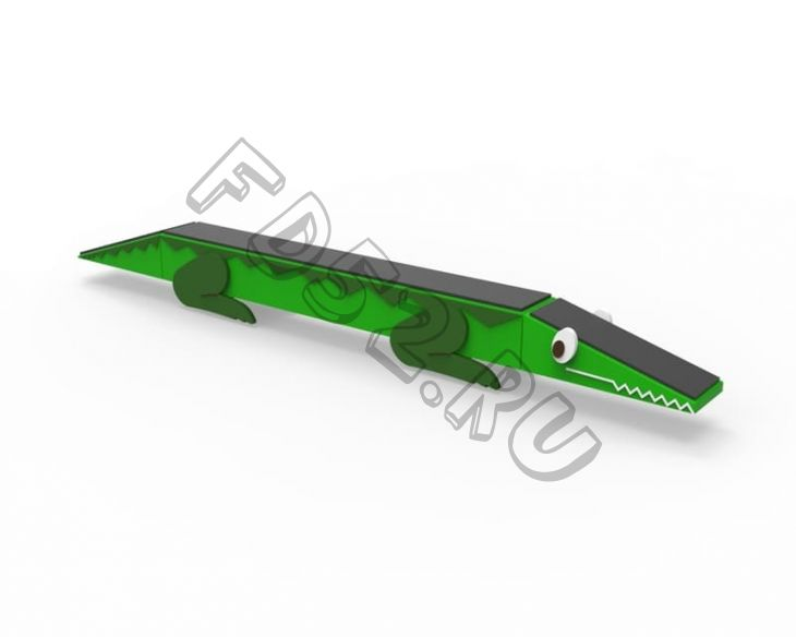 """БУМ Бревно """"Крокодил"""" 525.05"""