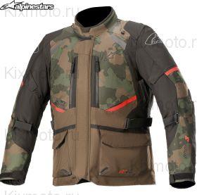 Куртка Alpinestars Andes V3 Camo Drystar, Черная