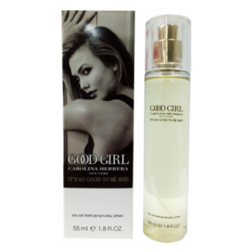 Мини-парфюм с феромонами Carolina Herrera Good Girl 55 мл