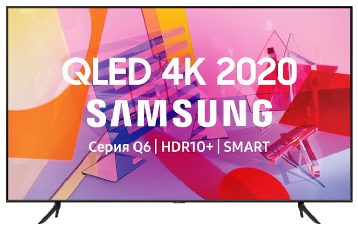 """Телевизор QLED Samsung QE75Q60TAU 75"""" (2020)"""