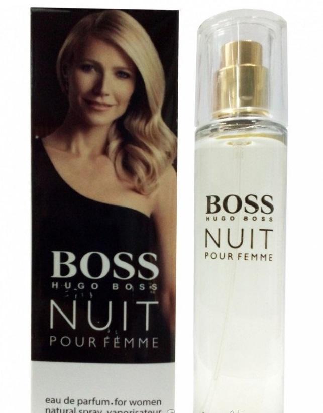 Мини-парфюм с феромонами Hugo Boss Nuit Pour Femme 55 мл