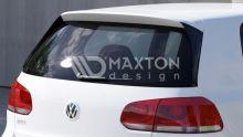 Накладки (боковые спойлеры) VW Golf 6 GTI R400 Look