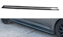Накладки под пороги, Maxton Design, для R-Line