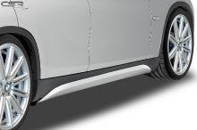 Пороги накладки для BMW X1 E84 в стиле Х-лайн