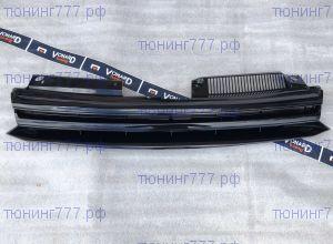 Решётка радиатора VW Golf 6 09-13 без эмблемы