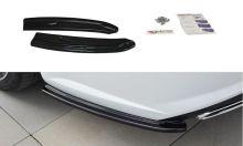 Элероны заднего бампера Audi S6 A6 S-Line C7 14-17 рестайлинг