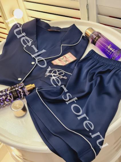 1007-1- 1 шт пижамка двойка Victoria's Secret