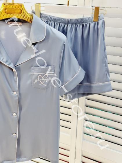 1007-2- 1 шт пижамка двойка Victoria's Secret