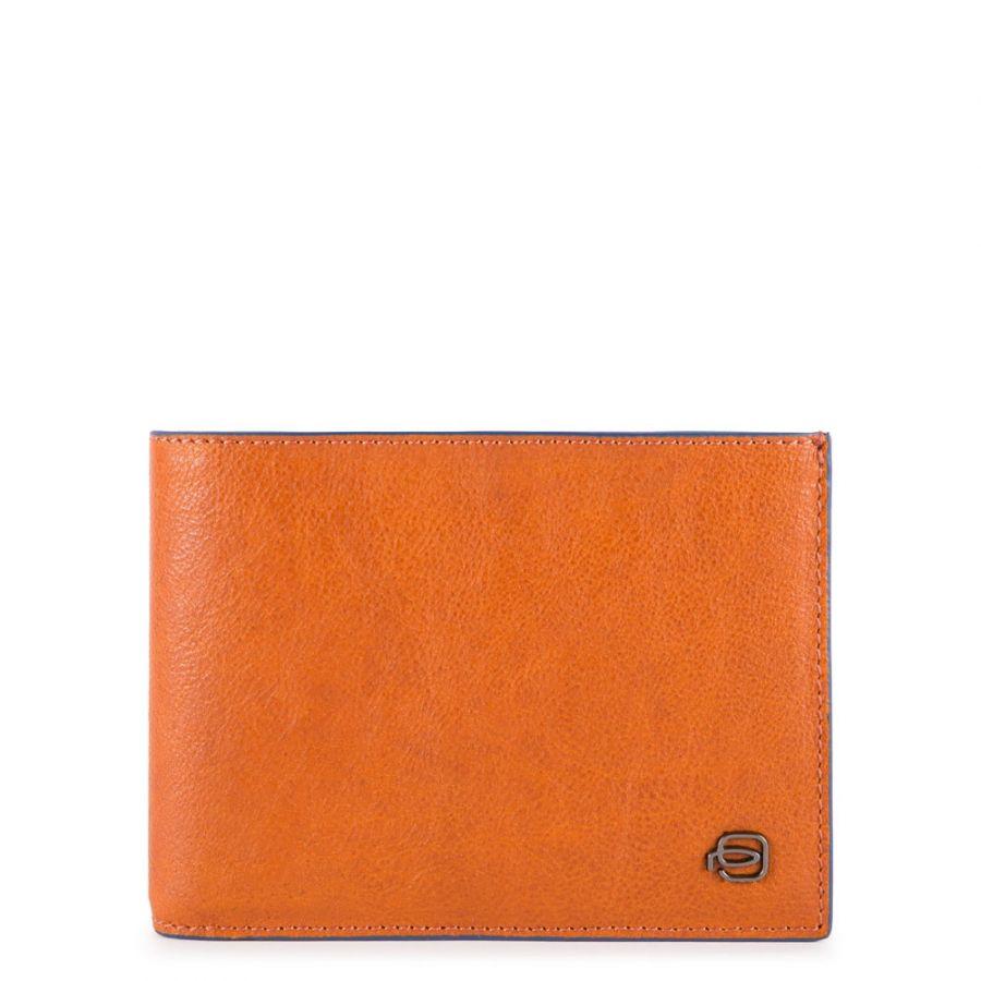 Кожаное горизонтальное портмоне Piquadro PU1392B2SR/AR светло-коричневое