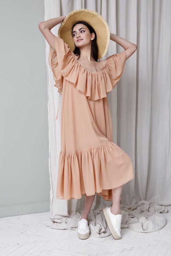 Платье 590 | P. 42-46