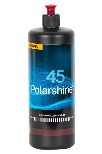 Полировальная паста Polarshine 45 Mirka, 1 л