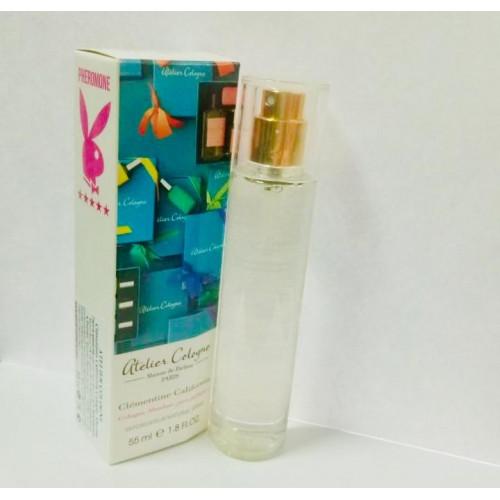 Мини-парфюм с феромонами Atelier Cologne Clementine California 55 мл