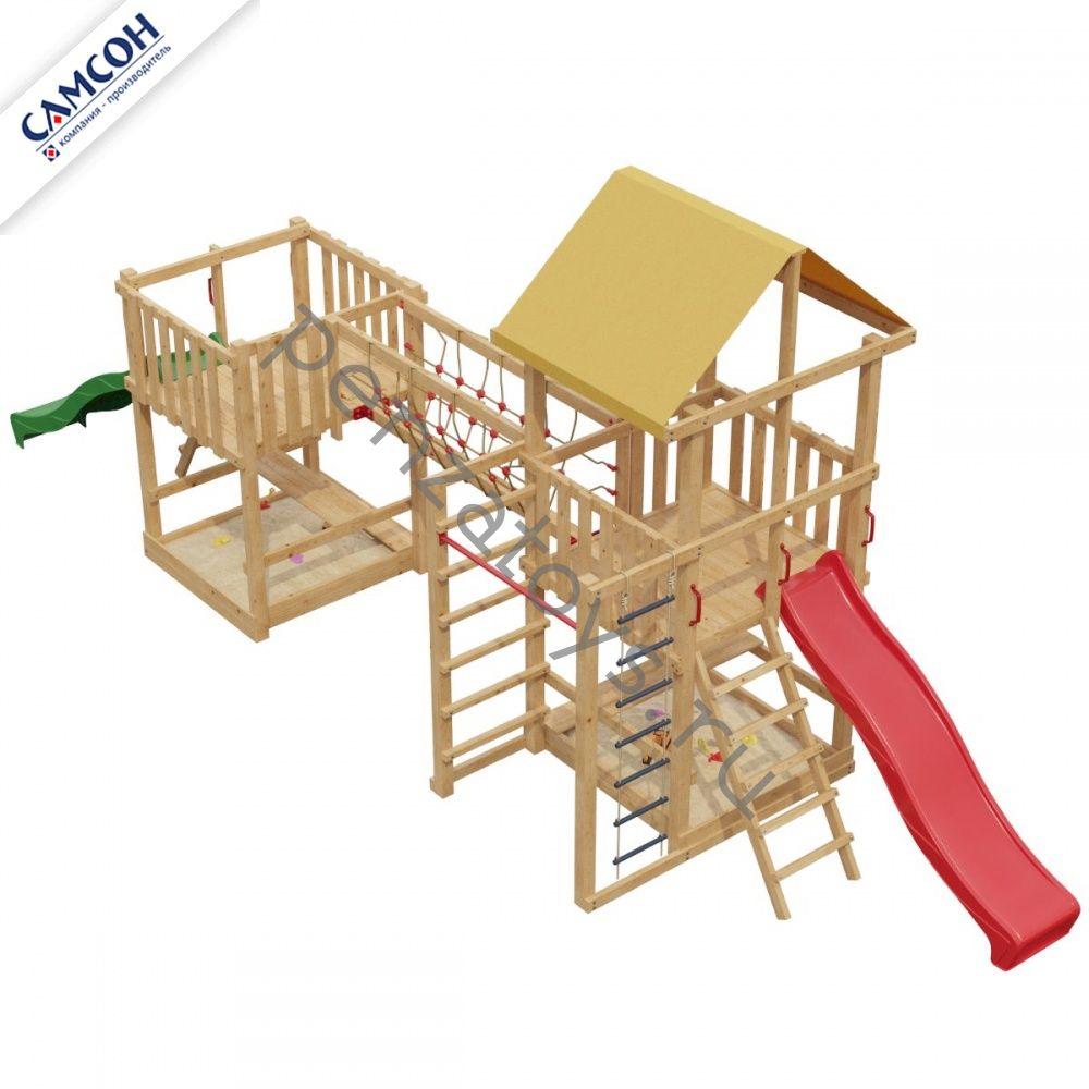 Игровой детский комплекс-площадка Сет 9-1 Элемент