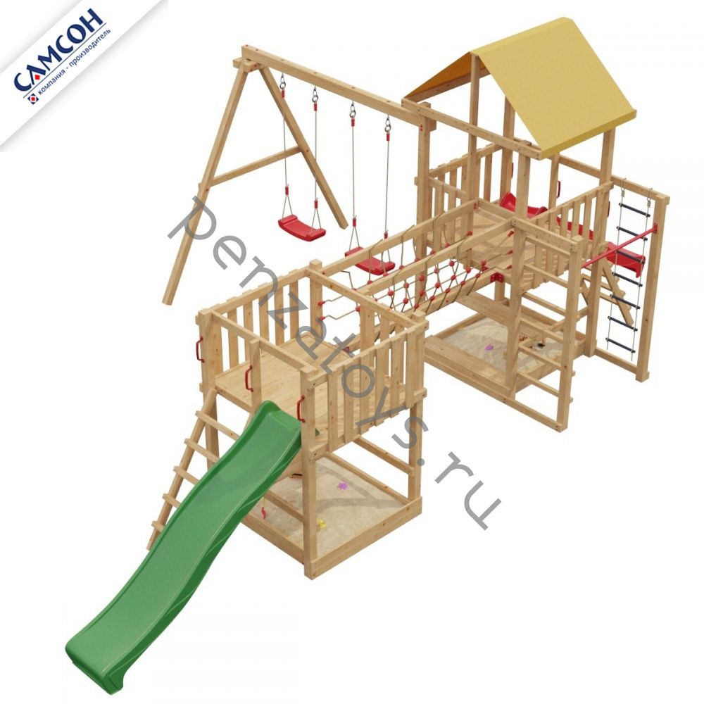 Игровая детская площадка Сет 5-1 Элемент