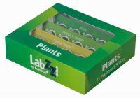 Набор микропрепаратов Levenhuk LabZZ P12, растения - фото