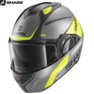 Шлем Shark Evo-GT Encke, Черно-желтый