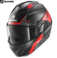 Шлем Shark Evo-GT Encke, Черно-красный