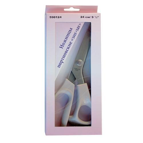 Ножницы портновские Hobby Pro Зиг-Заг  240 мм.     Цена 1200 руб