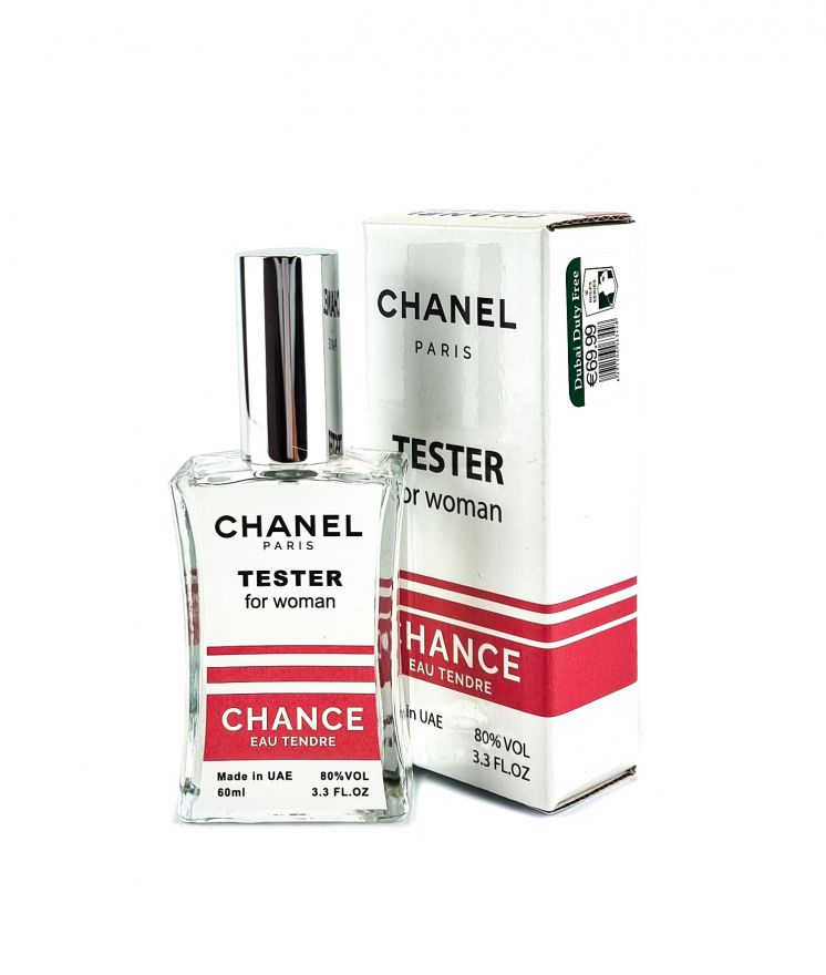 Chanel Chance Eau Tendre (for woman) - TESTER 60 мл
