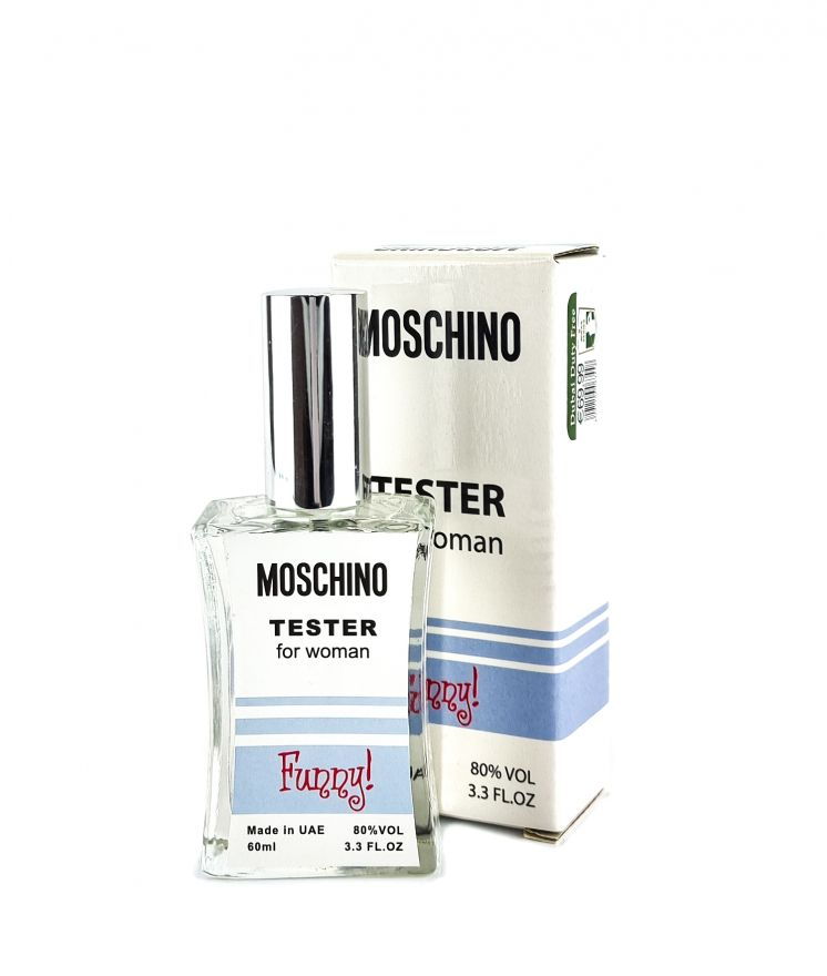Moschino Funny (for woman) - TESTER 60 мл