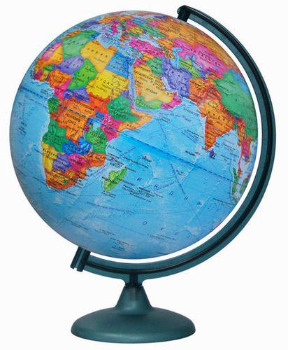 Глобус политический диаметром 320 мм